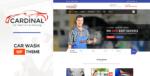 Car Dinal – Car Wash & Workshop WP Tema