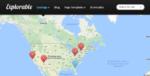 Explorable – Location-Based Tema