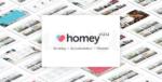 Homey – Booking and Rentals WordPress Tema