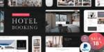 Hotel Booking – Hotel WordPress Tema