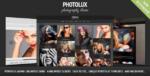Photolux – Photography Portfolio WordPress Tema