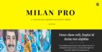 Studiopress Milan Pro Tema