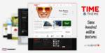 Time – Responsive WordPress Tema