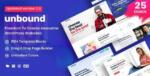 Unbound – Business Agency Multipurpose Tema