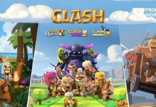 Supercell, Clash Evreninde Geçecek Üç Yeni Oyunun Duyurdu